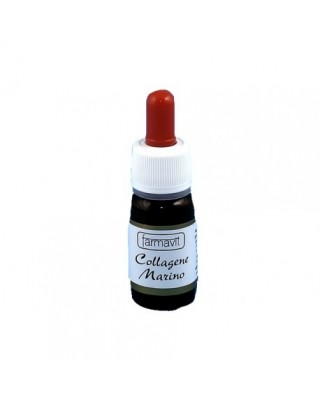 Collagene Marino per viso e collo Faravit 10 ml