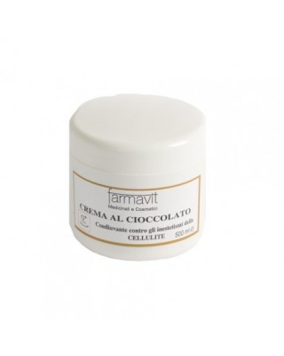 Visualizza ingrandito Crema al Cioccolato Farmavit  anticellulite lipo drenante 500 ml