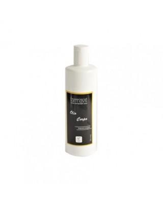 Olio corpo  per linfodrenaggio Farmavit 500 ml
