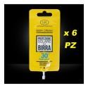 Super Abbronzante alla Birra LR WONDER COMPANY Viso/Corpo protezione 30 SPF 15 ml x 6 PZ