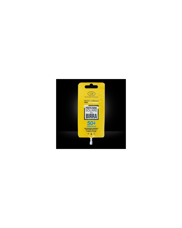 Super Abbronzante alla Birra LR WONDER COMPANY Viso/Corpo protezione 50 SPF 15 ml