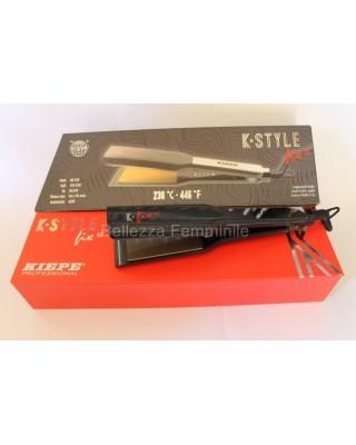 Piastra capelli professionale KIEPE K-STYLE K-FIX 45