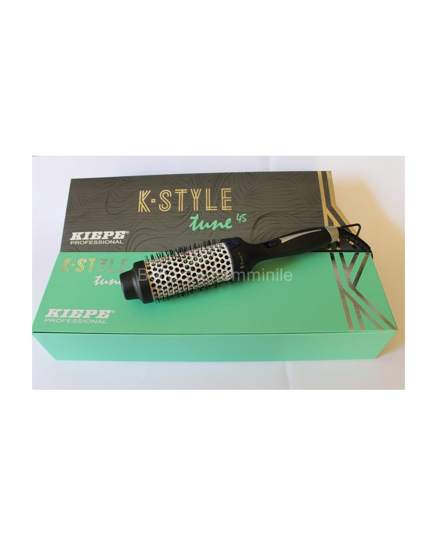 Spazzola capelli riscaldante KIEPE  con ioni professionale KIEPE K-STYLE TUNE 45