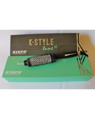 Spazzola capelli riscaldante KIEPE  con ioni  K-STYLE TUNE 38