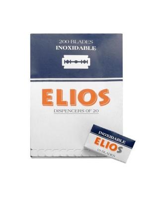 Lame da barba Elios professionali confezione da 100 pz