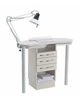 Tavolino manicure per centri estetici  mod. Formal