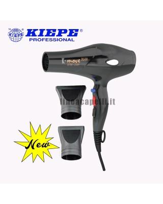 Phon asciugacapelli professionale extra leggero e silenzioso 1800/2000 Wat