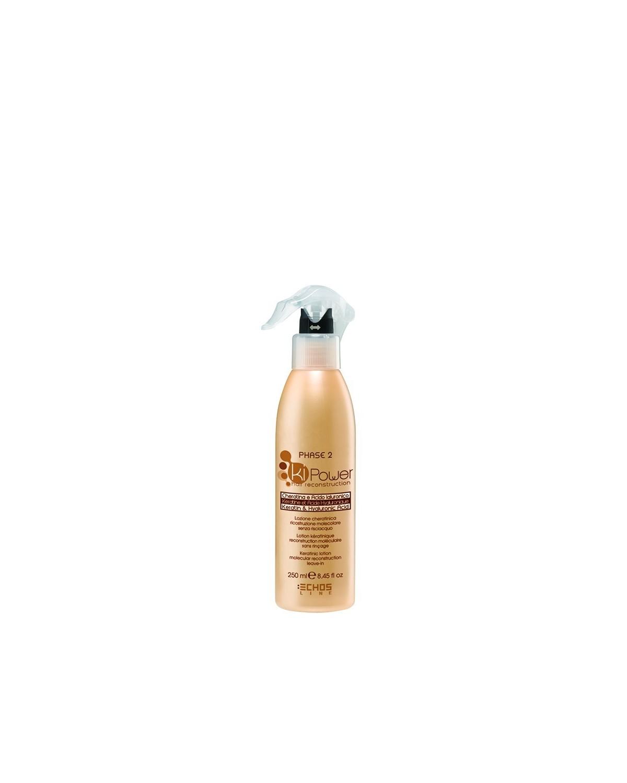 Lozione spray cheratinica ricostruzione molecolare senza risciacquo Ki Power 250 ml
