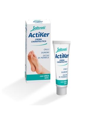 Saltrai ActiKer Keratolytic cream for corns, calluses, eyes of Partridge 15ml