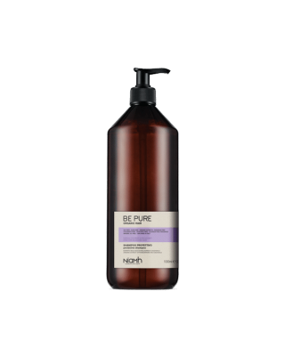 Protective shampoo for colored and bleached hair 1000ml - Be Pure