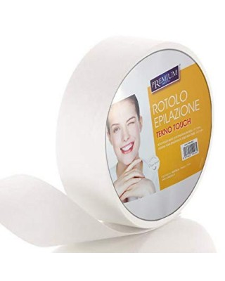 Disposable Hair Removal Roll TNT Tekno Touch 70mt - White Feather