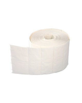 Pads rolls in cellulose (2 rolls of 500) Manicure - Peggy Sage