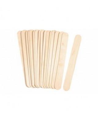 Spatole Monouso per Cera a Caldo pz.50  cm.11,3x1- Sibel