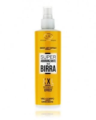 Beer Jet Spray Viso e Corpo Super Abbronzante XXL 200ml - LR Wonder Company
