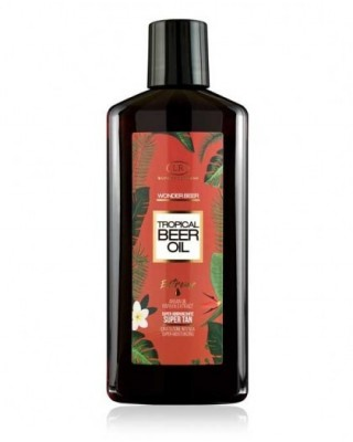 Olio Solare Abbronzante Tropical Beer 200ml - LR Wonder Company