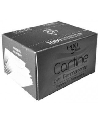 Cartine per Permanente pz.1000 - Ego Hair