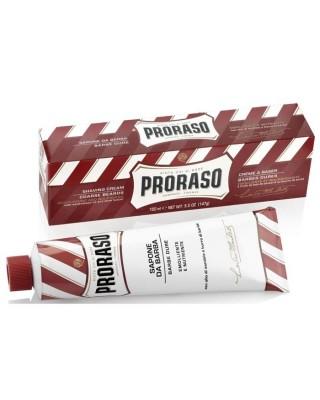 Shaving Soap Emollient and Nourishing Tube 150ml - Proraso
