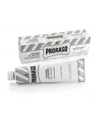 Sapone da Barba Tubo Rinfrescante e Tonificante 150ml - Proraso