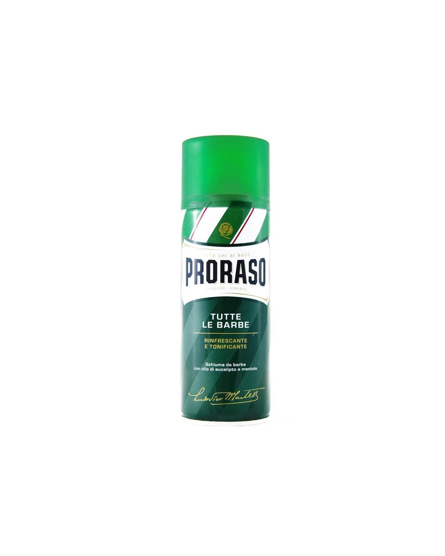Schiuma da Barba Rinfrescante e Tonificante 400ml - Proraso