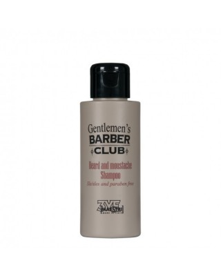 Shampoo Barba e Baffi 100ml - Barber Club