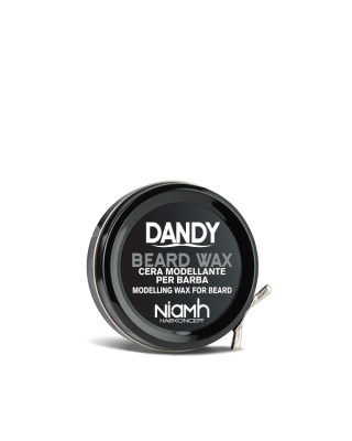 Cera Modellante Barba e Baffi Beard Wax 50ml - Dandy