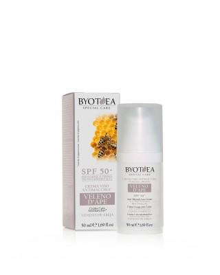 Mascarilla hidratante para pieles secas y faciales 200 ml - byothea