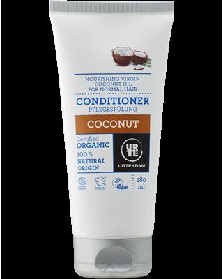 Shampooing Bio pour cheveux normaux à la noix de coco 250ml - Urtekram