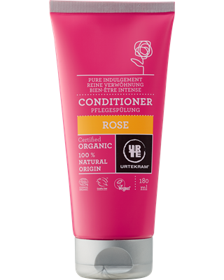 Organic Coconut Hair Conditioner for Normal Hair 180ml - Urtekram