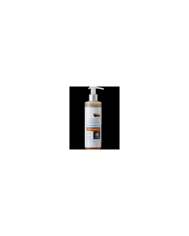 ORGANIC Shower Gel with 250ml rose - Urtekram