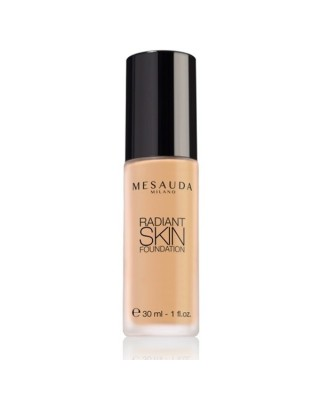 Fondotinta Fluido all'Acido Ialuronico 30ml RADIANT SKIN FOUNDATION - Mesauda