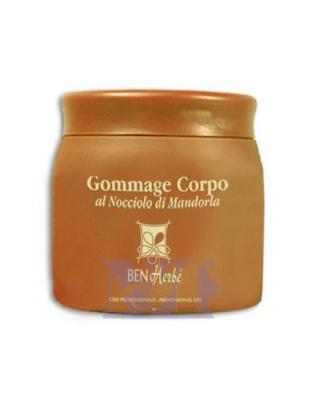 Exfoliante corporal con avellanas y gránulos de almendra 500 ml - Ben Herbe Body Essence Body