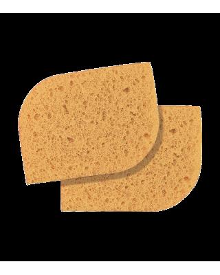 Spugna in Cellulosa Struccante 2 Pezzi - Peggy Sage