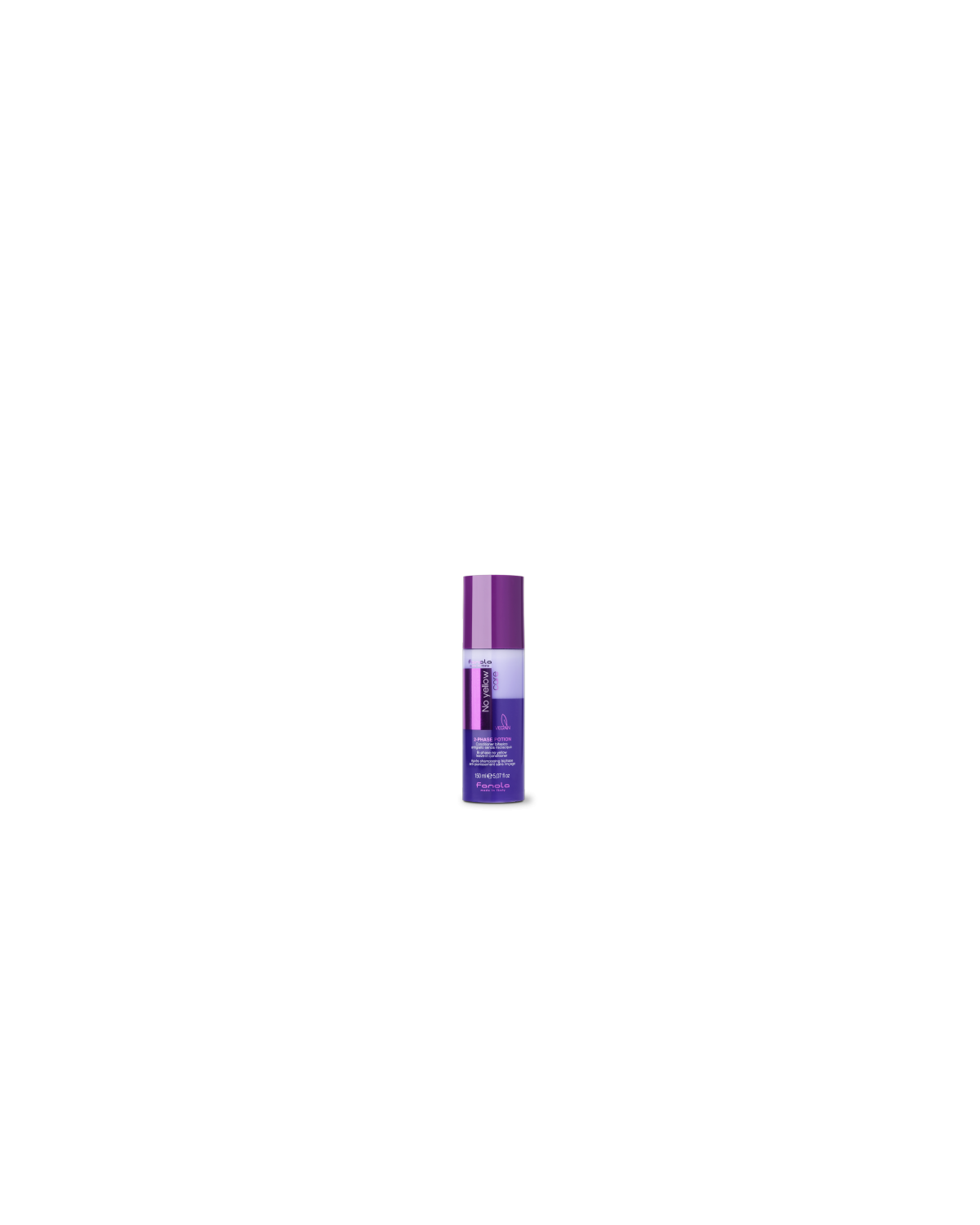 CONDITIONER LEAVE-IN BIFASICO 2-PHASE POTION 150ml - Fanola No Yellow