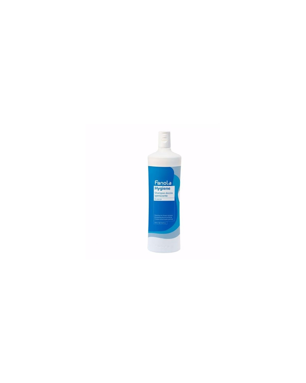Shampoo doccia corpo, cute e capelli 1000ml Fanola Hygiene