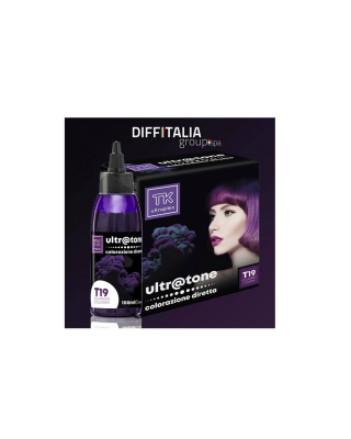 TK Ultr @ Tone - ColoriZee direct for 100ml Diffitalia hair
