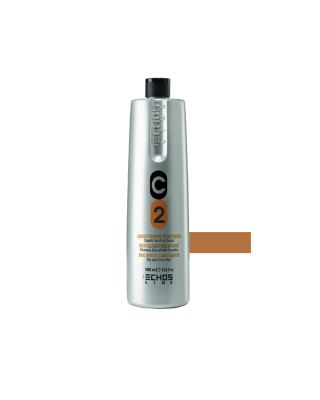 Instant conditioner for dry hair C2 1000 ml - Echosline