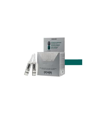 Fortalecimiento de las ampollas para cabello fino y débil T3 12 uds. De 10 ml - Echosline