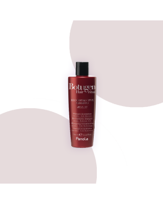 Kerol hair reconstructor shampoo and hyaluronic acid Botolife 300 ml - Fanola