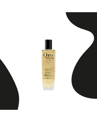 Fluido illuminante per capelli all'olio di argan puro 100 ml Fanola