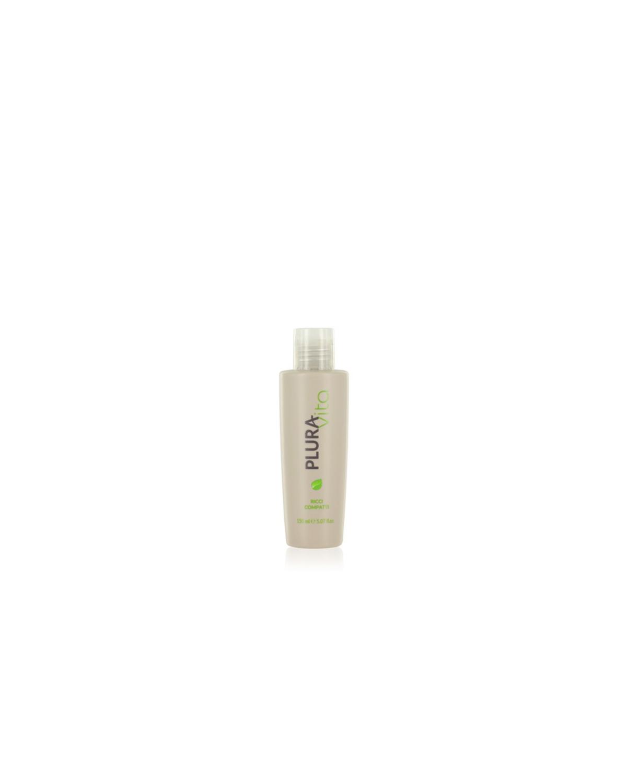 Huile pour cheveux bouclés compacte 150 ml - Plura