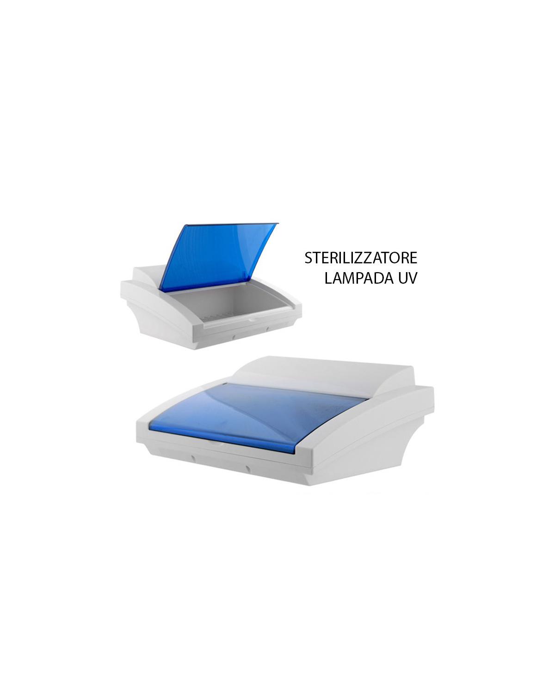 Sterilizzatore germicida professionale Sensor