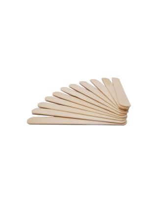 Spatolina stendicera in legno monouso pacco da 100 pz
