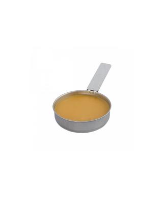 Cera a caldo a bassa temperatura con pentolino alla cera d'api Depiwell 100 ml