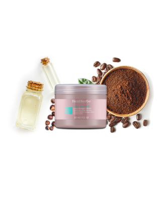 Crème Thermale Corps Anti-Cellulite Massage 500ml - Ben Herbe Cell System