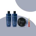Kit Capelli Keraterm - Shampoo 2 pezzi da 300ml + Maschera 300ml Fanola