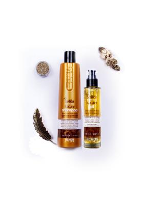 Kit Capelli Luxury - Shampoo 350 ml + Fluido di bellezza 100ml Echosline
