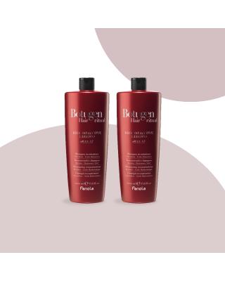 Kit Capelli Botugen - Shampoo 2 confezione da 1000 ml Fanola