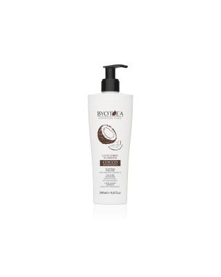Organic Nourishing Coconut Body Milk 240ml - Byothea Essential Care