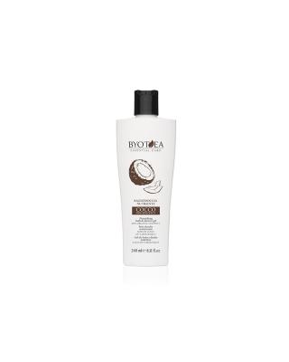 Organic Nourishing Coconut Body Wash 240ml - Byothea Essential Care