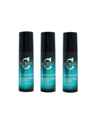 3 PEZZI Tigi Catwalk Curls...